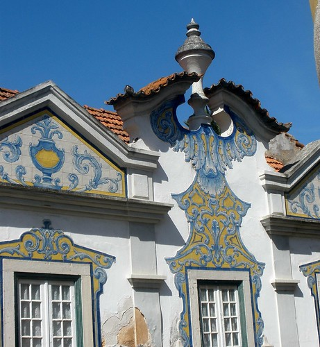 Houses and Tales, of Cascais! Casas de Cascais! Portugal.