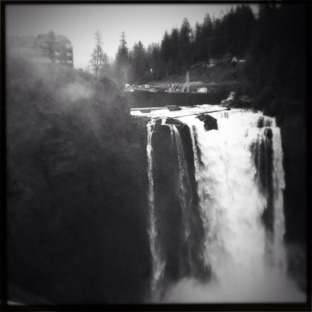 Snoqualmie Falls I