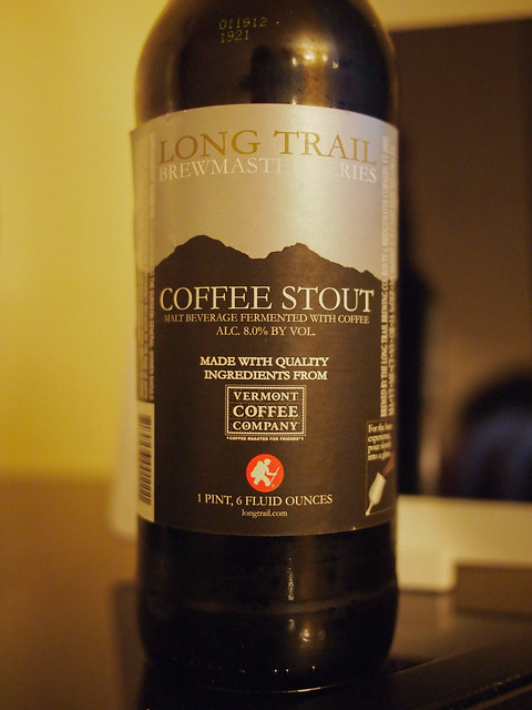 Coffee Stout (Brewmaster Series) - Long Trail Brewing Company