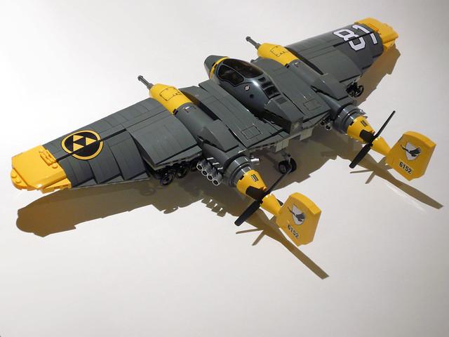 B-414 Iron Condor
