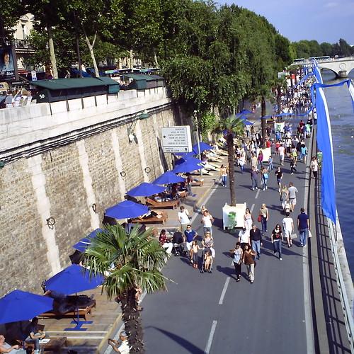 Paris-Plage 2010