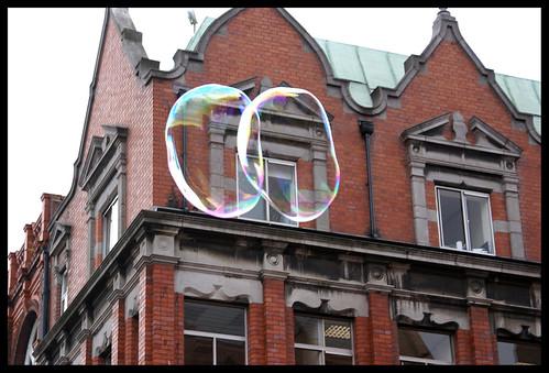 Bubbles in Dublin by little_frank