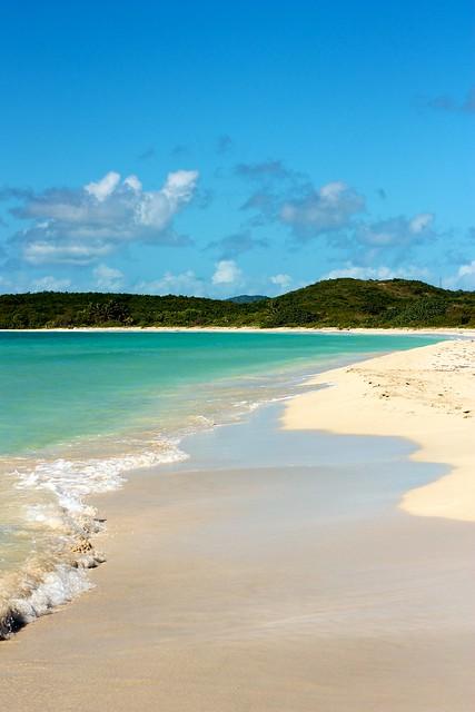 La Chiva, Vieques best beaches