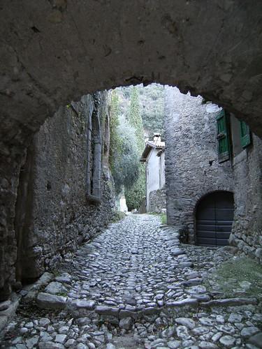 santa caterina - castelletto di brenzone 25 nov 2010