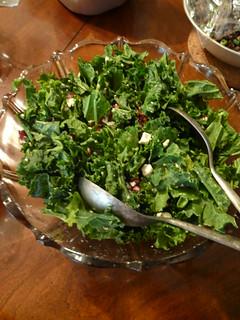 Denise's Kale Salad