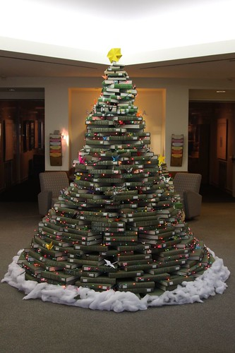 National Union Catalog Christmas Tree