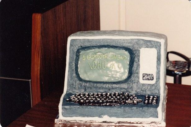 Computer Cake!