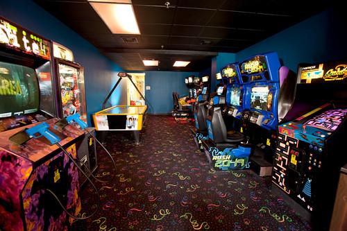 ROSEN INN Closest to Universal Arcade_1 por crshotels