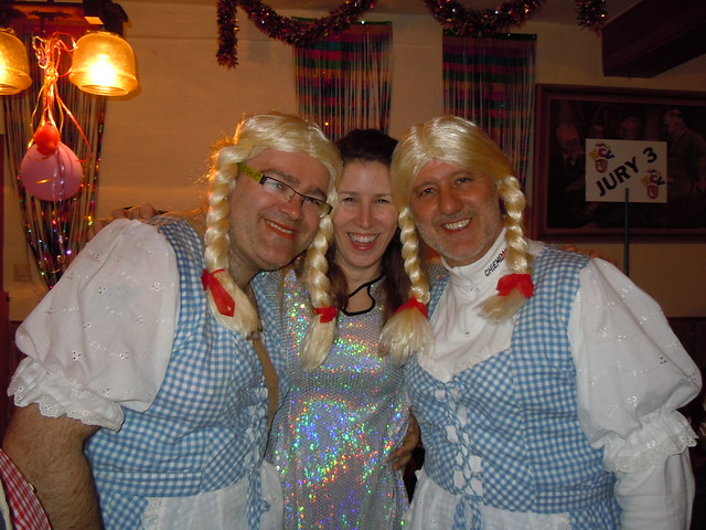 Fasching party