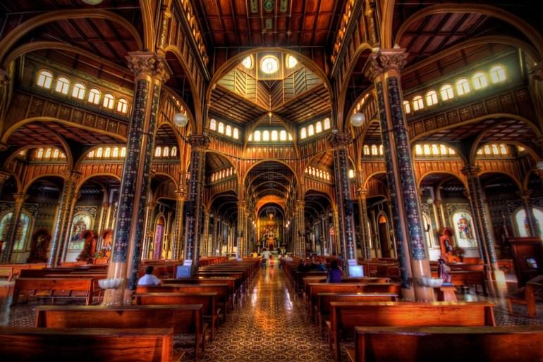 Basilica de Nuestra Senora de los Angeles