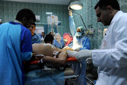 Casualties of Libya's civil war by PRI's The World