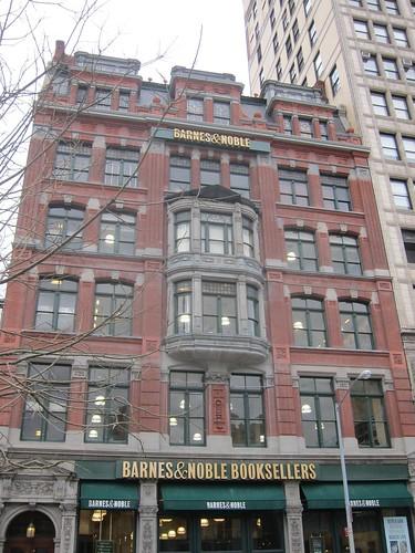 Barnes & Noble, Union Square. NYC. Nueva York