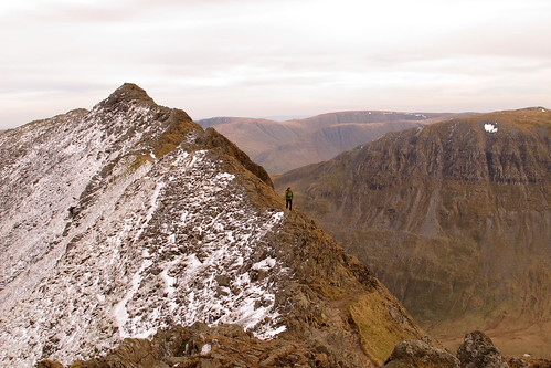 Helvellyn and Blencathra 050
