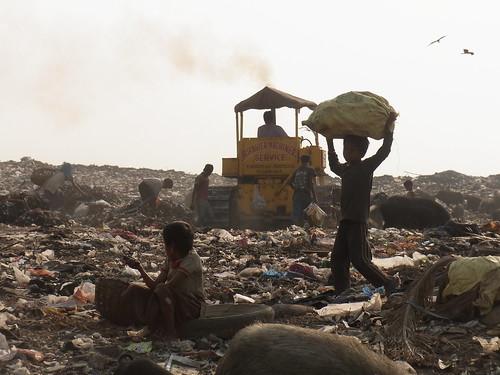 Kolkata Waste Dump Vision *