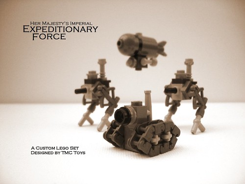 Her Majesty's Imperial Expeditionary Force by 2 Much Caffeine