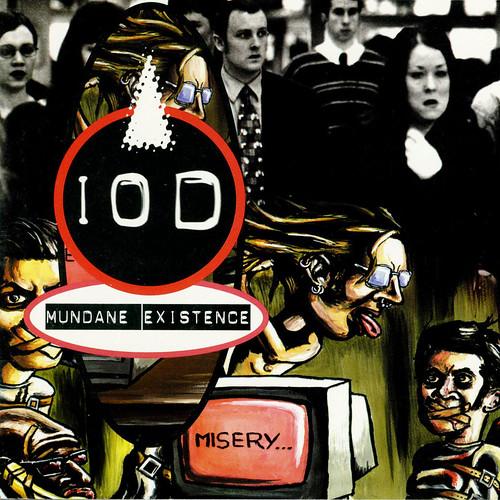 I.O.D - Mundane Existence 1600x1600
