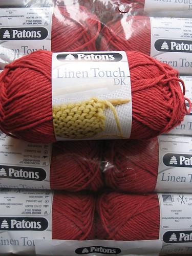 Patons Linen Touch DK