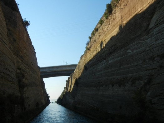 Summer 2012 - Europe, D5 Corinth Canal and Itea, Greece - 10