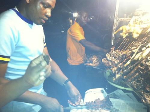 Suya - Obalende Lagos Nigeria. by Jujufilms