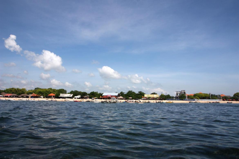 boat ride to Pulau Penyu