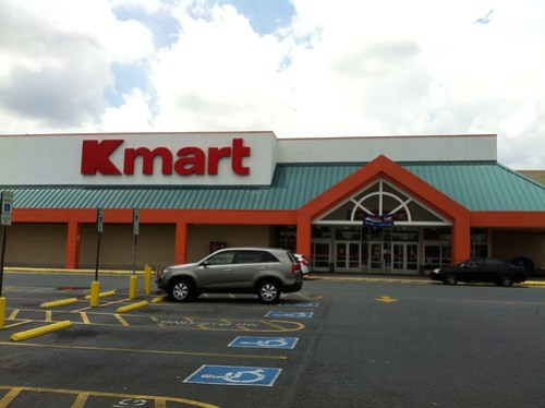 Updated Kmart logo