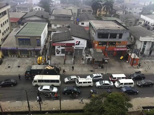Awolowo Road Ikoyi Lagos Nigeria by Jujufilms