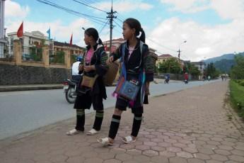 Stadtführung durch Sapa