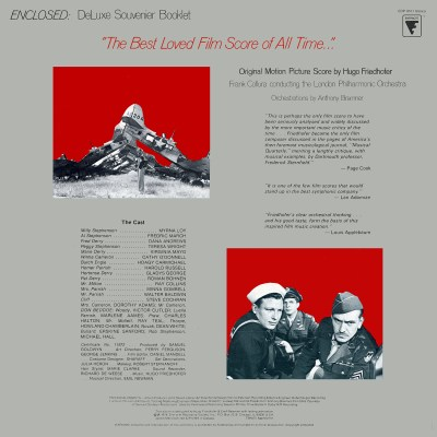 Hugo Friedhofer - The Best Years of Our Lives b