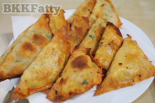 vegetarian samosas bangkok