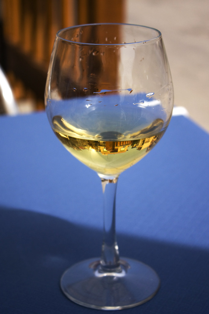 El Palmar from a Glass 2011