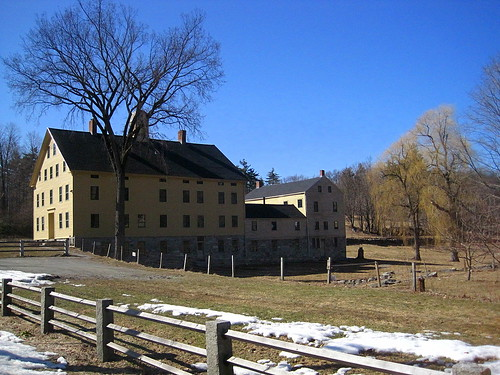 Shaker Communal House