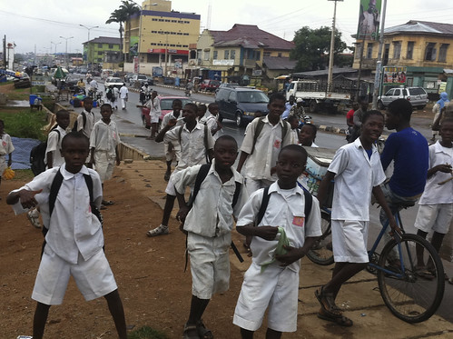 Ibadan Boys High School Oke Bola, Ibadan Students by Jujufilms