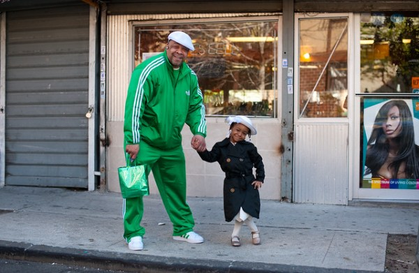 Andre and Essence: Mott Haven Bronx