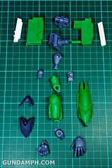 1-100 Kshatriya Neograde Version Colored Cast Resin Kit Straight Build Review (42)