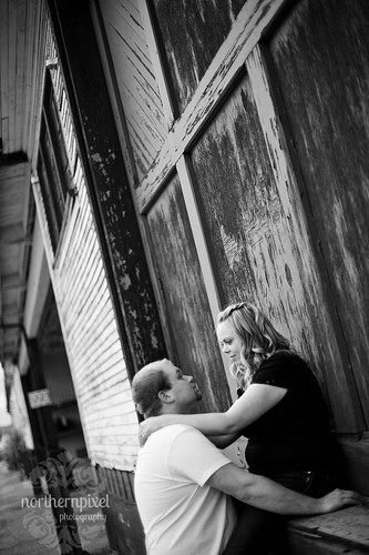 Engagement Photos - Janelle & Dan