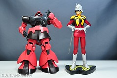 Deluxe Char Figure - Gundam DX (29)