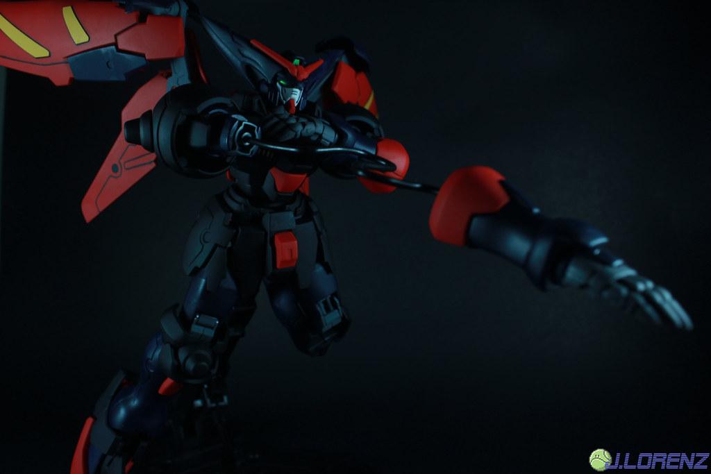 MG Master Gundam
