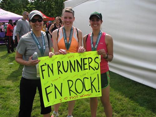 Southwest Half Marathon 2012