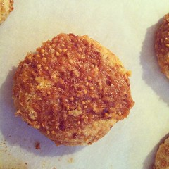 Paleo Fig Cookies.