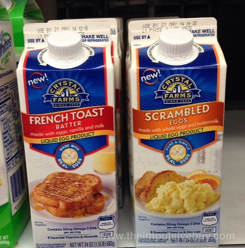 Crystal Farms French Toast Batter
