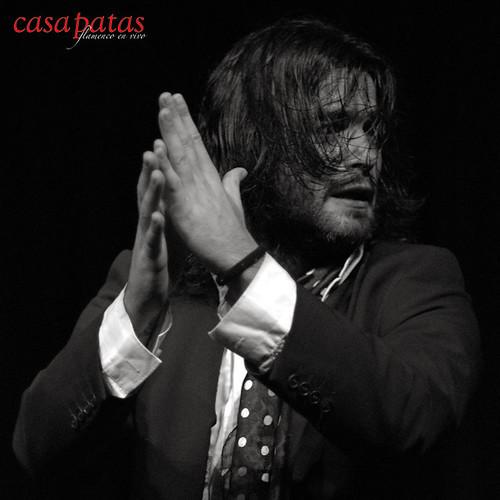 Pol Vaquero, bailaor. Foto: Martín Guerrero