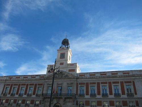 Real Casa de Correos. Madrid