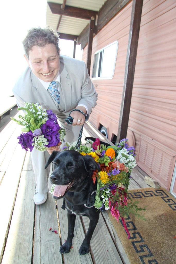 Becky & Gretchen's wedding