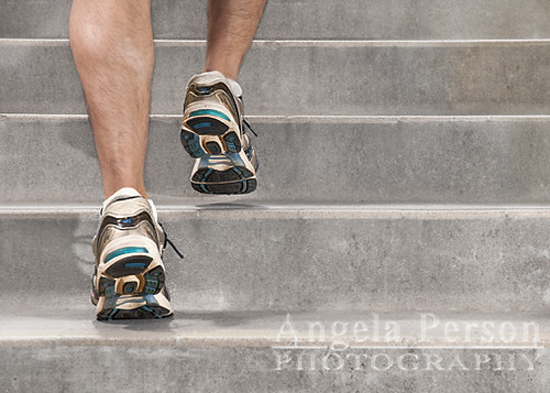 Running Shoes by Angela Person Photography