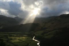 Borrowdale Sun Rays