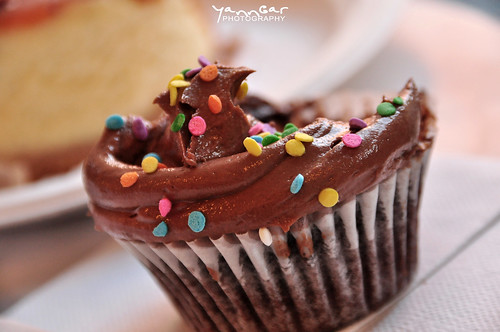 Cup Cake Magnolia Bakery by YannGar Photo