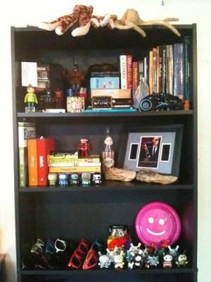 Trinket/Bookshelf