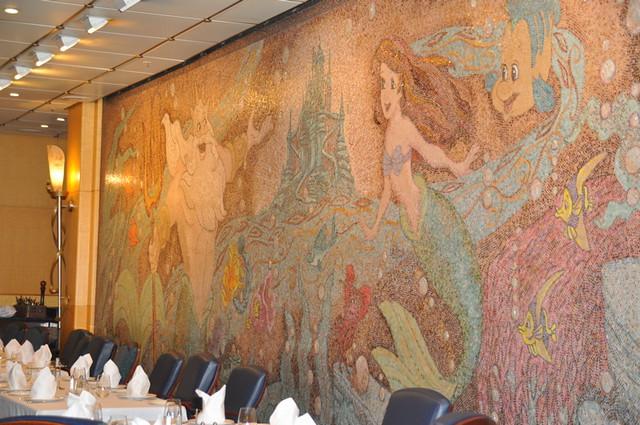 Tritons Mural