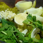 Fresh Roasted Tomatillo Salsa Verde