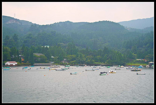 Vista de Hakone